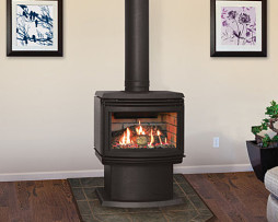CONTEMPORARY GAS STOVE