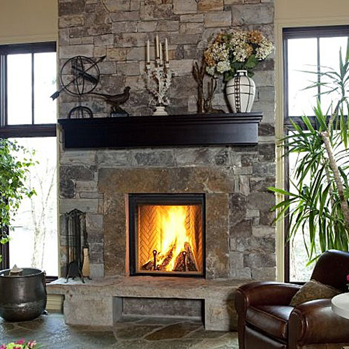 Renaissance rumford 1500 the fireplace king huntsville for Rumford fireplace insert
